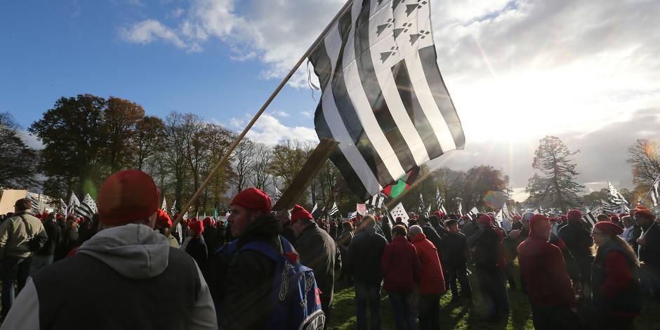 Les Bonnets rouges gagnent le pari de la mobilisation