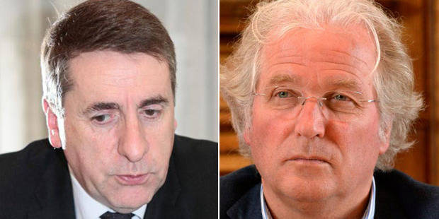 Maingain et Gosuin têtes de listes à Bruxelles en 2014 - La Libre