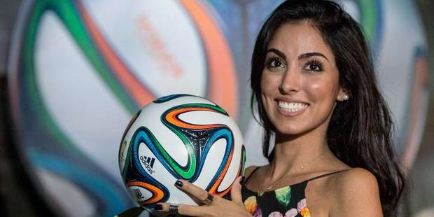Le ballon officiel du Mondial dévoilé ! - La Libre