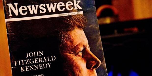 Newsweek devrait reparaître en édition papier début 2014 - La Libre