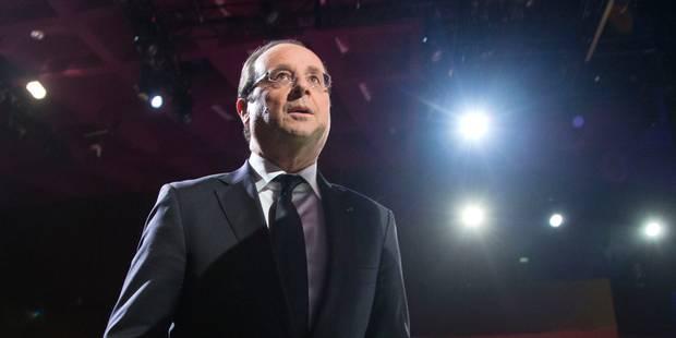 François Hollande opéré en secret de la prostate - La Libre