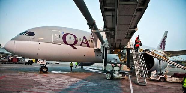 Qatar Airways déploie son Dreamliner et ses ambitions - La Libre