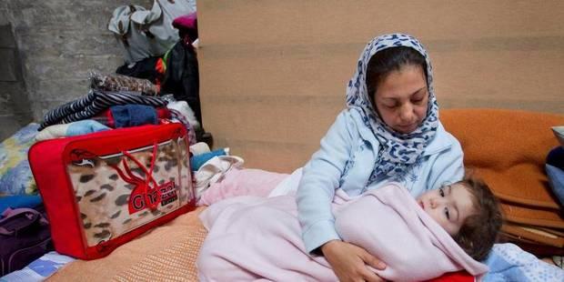 Une avocate des Afghans entame à son tour une grève de la faim à Bruxelles - La Libre