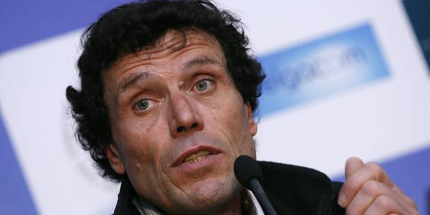 Le fédéral dépose plainte au parquet contre Alain Hubert - La Libre