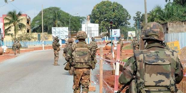 """""""Entrez comme chez vous!"""": les renforts français arrivent en Centrafrique - La Libre"""