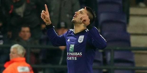 Anderlecht s'impose 2-0 face à Waasland-Beveren sans forcer - La Libre
