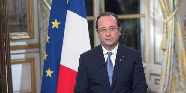 """Hollande interrogé sur sa santé: """"je vais bien"""" - La Libre"""