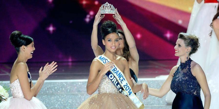"""Flora Coquerel, Miss France 2014 """"fière de représenter une France cosmopolite"""""""