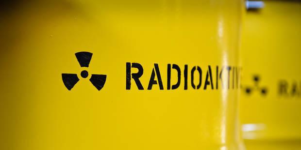 Menace d'utilisation de matières radioactives à des fins terroristes - La Libre