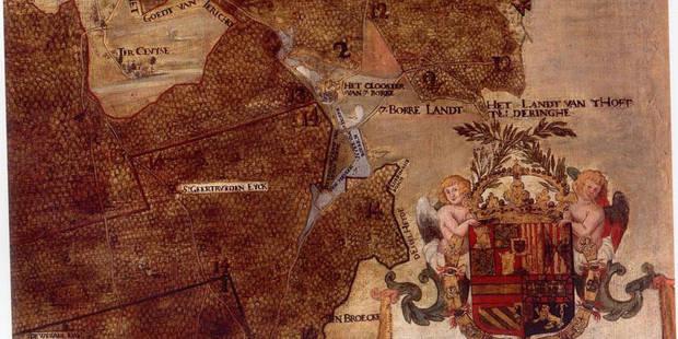 Un tour dans la forêt de Soignes en l'an 1661 - La Libre