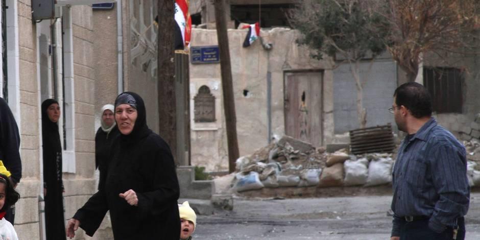 """""""Mon fils a été enterré dans une fosse commune en Syrie"""""""
