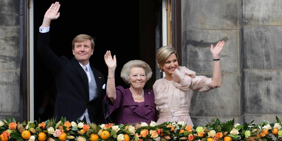 Willem-Alexander, nouveau roi des Pays-Bas