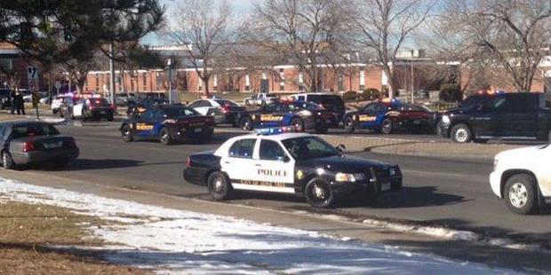 Fusillade dans un lycée du Colorado: un mort, deux blessés - La Libre