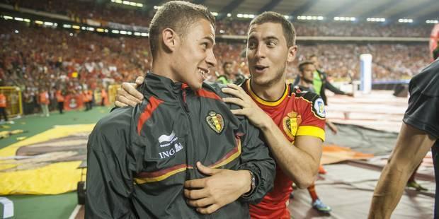 """Eden Hazard: """"Mon frère mérite le Soulier d'Or"""" - La Libre"""