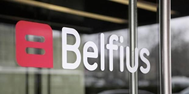 Carton rouge pour Belfius Banque - La Libre