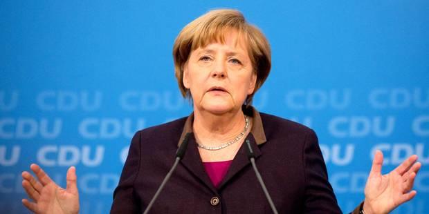 Edito: l'Allemagne méthodique - La Libre
