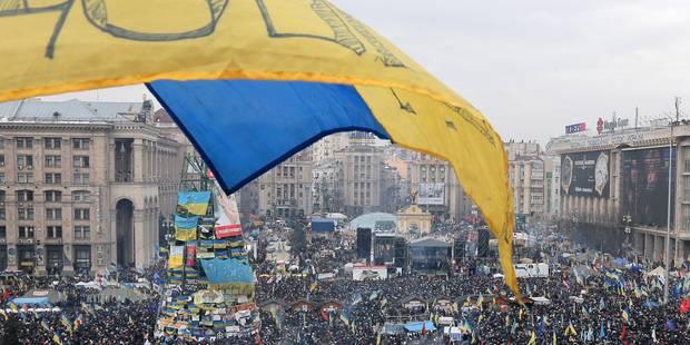 """Lettre de Kiev: """"Ne nous laissez pas seuls avec ce monstre"""" - La Libre"""