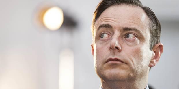 Bart De Wever, personnalité politique belge la plus recherchée sur Google en 2013 - La Libre