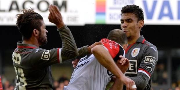 Bjorn Ruytinx suspendu pour 4 matchs fermes à partir du 19 décembre - La Libre