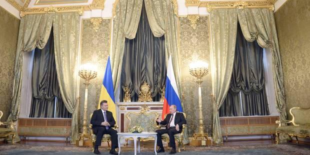 À Kiev, une TV se démarque du pouvoir - La Libre