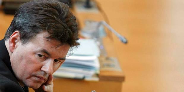 Détention prolongée pour Bernard Wesphael - La Libre