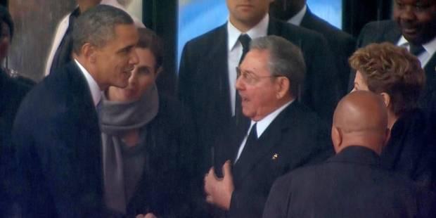 """""""Je suis Castro"""" aurait dit Raul Castro à Obama - La Libre"""