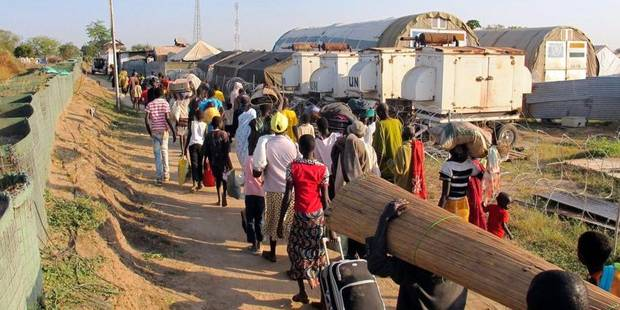Vers une guerre civile au Sud-Soudan? - La Libre