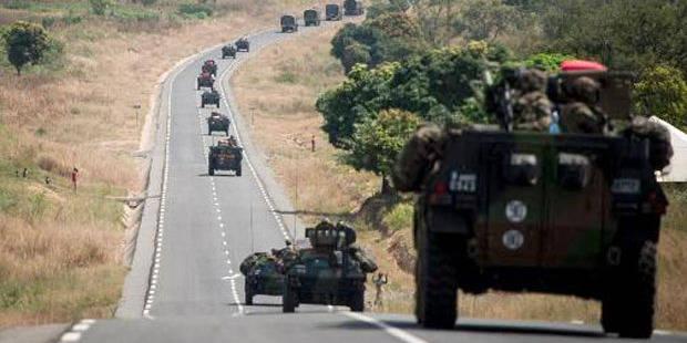 La RDC va envoyer 850 hommes en Centrafrique - La Libre