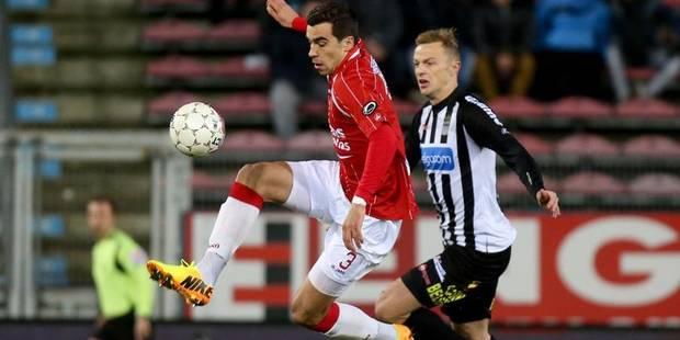 Mons reprend espoir à Charleroi (0-2) - La Libre