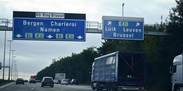 Bientôt de nouvelles limitations de vitesse sur les rings belges? - La Libre