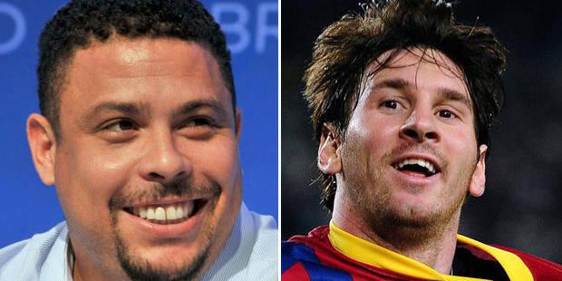 Ballon d'Or: Ronaldo penche pour Lionel Messi - La Libre