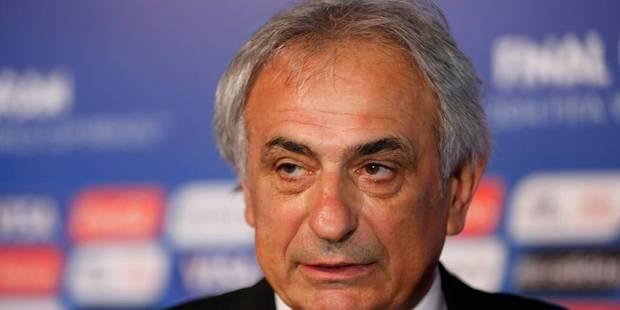 """""""Je rigole quand j'entends que l'Algérie va se qualifier"""" - La Libre"""