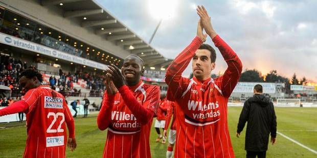 Charleroi corrige Genk, Mons revit - La Libre