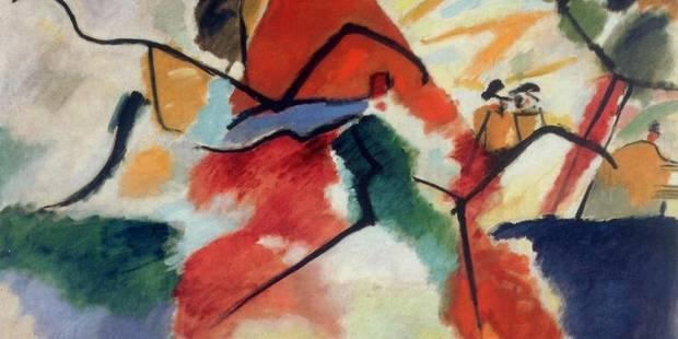Beaubourg réécrit toute l'histoire de l'art - La Libre