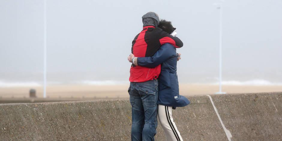 Tempête Erich: un vent fort souffle à nouveau sur la Belgique