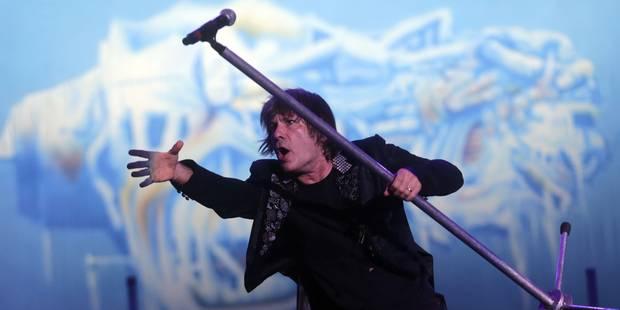 Le groupe Iron Maiden fait son beurre grâce au piratage - La Libre