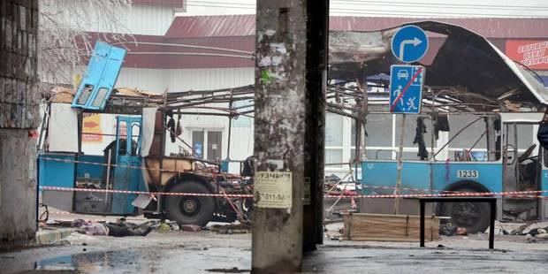 Nouvel attentat à Volgograd: 14 morts dans l'explosion d'un trolleybus - La Libre