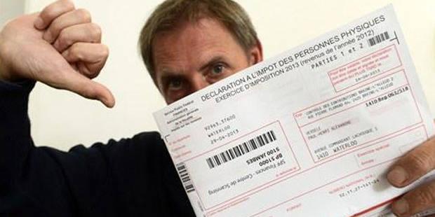 Une famille belge paie 6.200 euros d'impôts en plus par an que ses voisines étrangères - La Libre