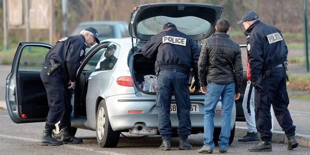 France: 4 Belges, soupçonnés de préparer un braquage, interpellés près de Strasbourg - La Libre