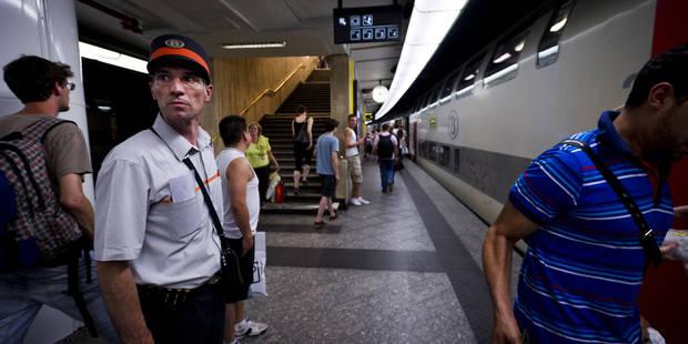 SNCB: les voyageurs sans titre de transport devront payer 7 euros - La Libre