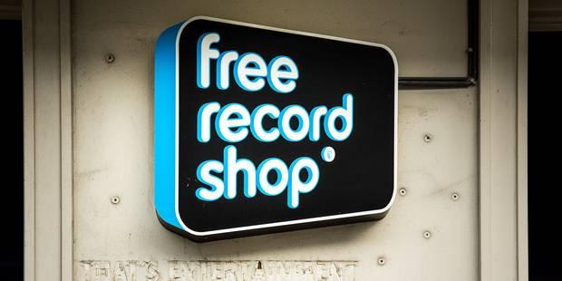 """Free Record Shop: """"Les CDD des 230 travailleurs ne seront pas prolongés"""" - La Libre"""