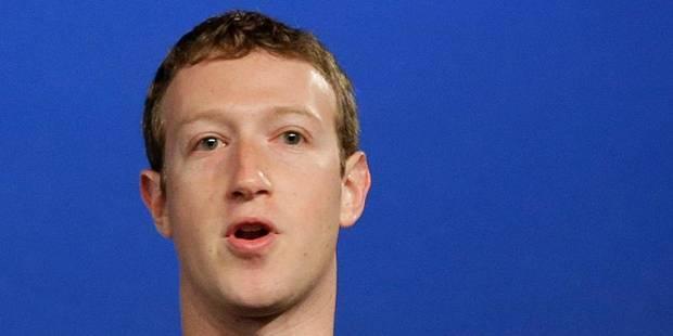 USA: Facebook accusé de monnayer les messages privés de ses utilisateurs - La Libre