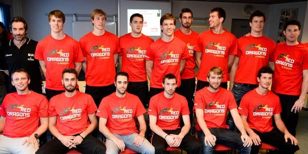 Volley: Red Dragons et Yellow Tigers au Mondial - La Libre