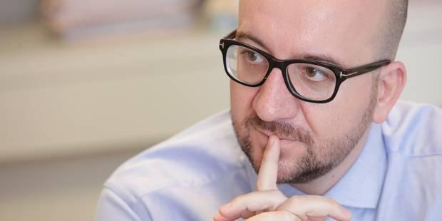 """Charles Michel: """"Le PS n'aime pas les entrepreneurs sauf quand il faut les nommer"""" - La Libre"""