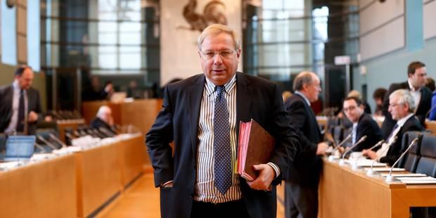 Montant de la dette wallonne: André Antoine dénonce un coup politique du MR - La Libre