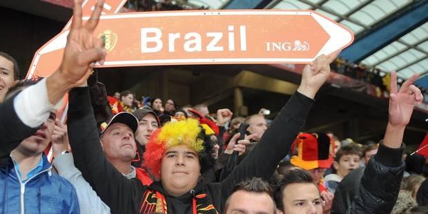 L'Union belge dévoile les prix pour le Village des Diables au Brésil - La Libre