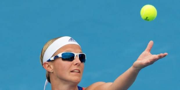 Australian Open: Flipkens,Wickmayer et Van Uytvanck connaissent leurs adversaires - La Libre