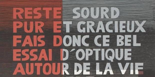 Michel Seuphor : toute une vie pour l'art abstrait - La Libre
