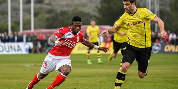 Le Standard battu par Dortmund - La Libre