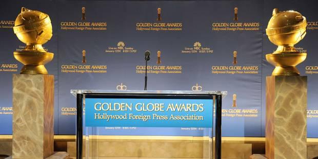 Hollywood se prépare pour les Golden Globes - La Libre